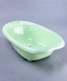 Babyhug Large Bath Tub (Print May Vary) - Green