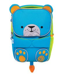 Trunki Toddlepak Backpack Bert Blue - 11 inches