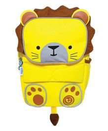 Trunki Toddlepak Backpack Lion Blue - Height 11 inches