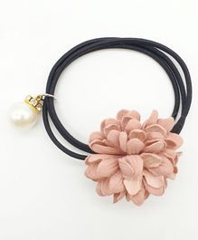 Viaana Flower Rubber Band - Pink