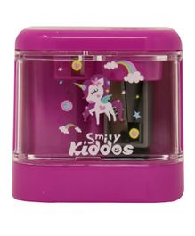 Smilykiddos Mini Electric Sharpener - Purple