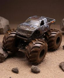 Hot Wheels Steer Clear Monster Truck - Brown