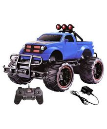 Yamama Off Road Monster Racing Remote Control Car - Blue