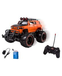 Yamama Off Road Monster Racing Remote Control Car - Orange
