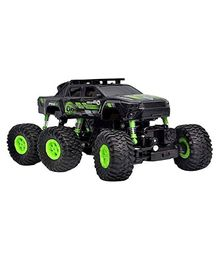 Yamama Rock Crawler Remote Control Rechargeable Car -Green