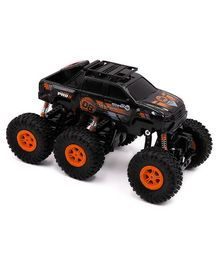Yamama Rock Crawler Remote Control Rechargeable Car - Red