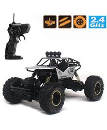 Yamama Remote Control Rock Crawler Toy - Silver