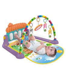 Vibgyor Vibes 3 in 1 Musical Play Gym - (Color & Print May Vary)