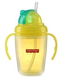 Fisher Price Double Wall Sipper Cup Yellow - 230 ml