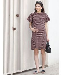 30541e717fcee Maternity Dresses Online India - Buy Skirts & Frocks for Pregnant Women