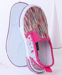 Cute Walk by Babyhug Slip On Casual Shoes - Pink