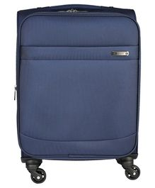 Gamme Rockland Cabin Luggage Black - Height 22 Inches