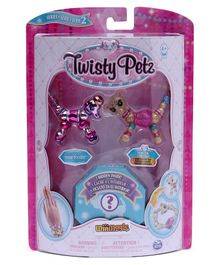 Little Live Pets Twisty Petz Jewellery Making Kit Multicolour - Pack Of 3