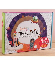 FirstCry Intellikit Trial Kit (3 - 4 Y)