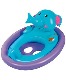 Bestway Lil Animal Pool Float Elephant - Blue