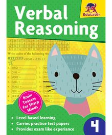 Verbal Reasoning Grade 4 Book - English
