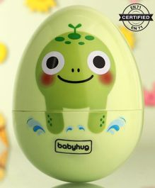 Babyhug Eggzy Roly Poly Toy Frog Face - Green
