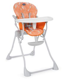 Chicco Pocket Meal Highchair - Orange