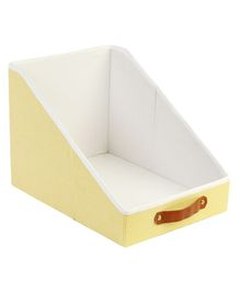 My Gift Booth Cloth Organiser - Yellow