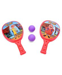 Motu Patlu Junior Racket Set (Color May Vary)