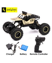 Zest 4 Toyz Rock Crawler High Speed Monster Racing Car - (Colors may Vary)