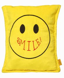 Shenaro Lifestyle's Heating Pain Relief Wheatty Bag with Treated Whole Grains - yellow