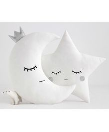 Stybuzz Cuddle Cushion Combo - White