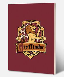 EFG Gryffindor Notebook - 80 Pages