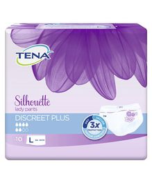 TENA Lady Maternity Pant Style Large Underwear - 10 Pieces