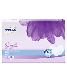 Tena Lady Pant Style Extra Large Underwear - 14 Pieces