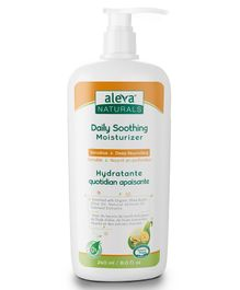 Aleva Naturals Daily Soothing Moisturizer - 240 ml