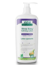 Aleva Naturals Sleep Easy Calming Lotion - 240 ml