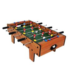 GetBest 6 Rods Football Table Game -  Multicolor