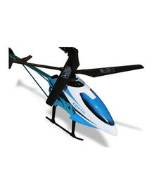 GetBest Remote Control Flying Helicopter With LED Light - Blue