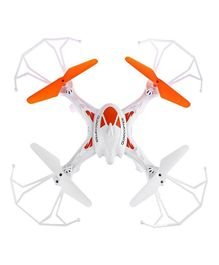 GetBest Remote Controlled Quadcopter  - White Orange