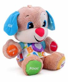 FisherPrice Smart Stages Musical Puppy Toy - Multicolour