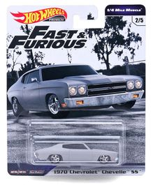 Hot wheels Fast & Furious Car Toy - Assorted Colors