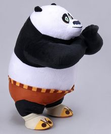 Kung Fu Panda Standing Plush Black & White - Height 30 cm
