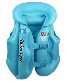 EZ Life Inflatable Swimming Vest - Blue