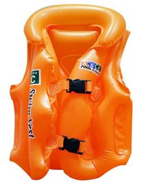 EZ Life Inflatable Swimming Vest - Orange