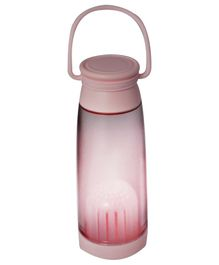 EZ Life Fruit Infuser Bottle Pink - 400 ml