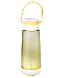 EZ Life Fruit Infuser Bottle Yellow - 400 ml