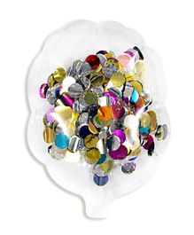 EZ Life 4 Transparent Latex Balloon With Multicolor Confetti