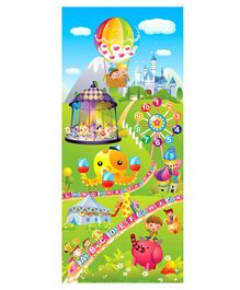 EZ Life Park Theme Play Mat - Green