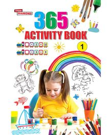 Junior Diamond 365 Activity Book 1 - English