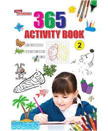 Junior Diamond 365 Activity Book 2 - English