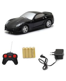 The Flyer's Bay Speedster Rechargeable Remote Controlled Car - Black
