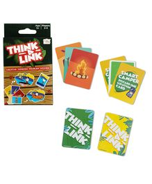 Trunk Works Think A Link Game - 108 Cards