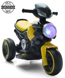 Kids Battery Operated Ride On - Yellow
