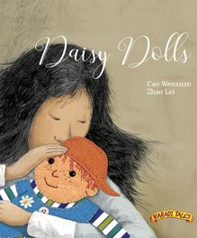 Daisy Dolls Story Book - English